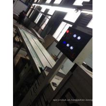 OEM prossing con pisos de roble ultravioleta Ray Engineered
