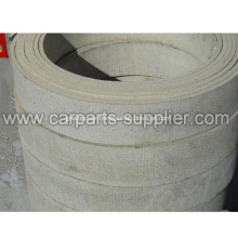 Woven  Resin Brake Lining Roll