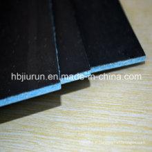 Feuille de composé d'amiante d'amiante de caoutchouc d'industrie