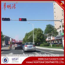 Galvanized and Powder coating Traffic light singal pole