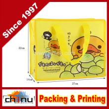 Promoción compras empaqueta bolsas no tejidas (920058)