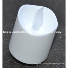 Lampe de thé sans flammes LED scintillante à piles (ZT18005)