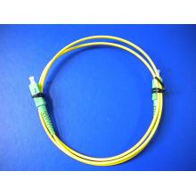 Fibra Optique Patch Cable-SC / APC Patchcord 1m