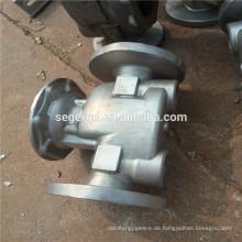 Kundengebundener Service-Maschinen-Teiledelstahl-Präzisionsguss