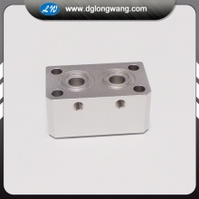 Machining Stainless Steel Double Bushing Part