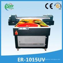 Prix UV multifonctionnel d'imprimante UV de toile de verre acrylique de Digital en Chine