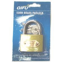 JML High security household door pad lock metal pad lock with key