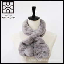New design Gary Fake Fur Snood
