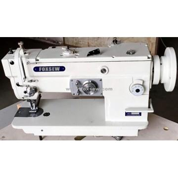 Flat Bed Walking Foot Heavy Duty Zigzag Sewing Machine