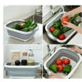 Multi-Functional Travel Outdoor Portable Folding Cutting Board