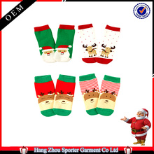 16FZCSS4 high quality christmas socks decoration