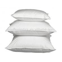 100% almohadilla de plumas interior / insertar para el hotel