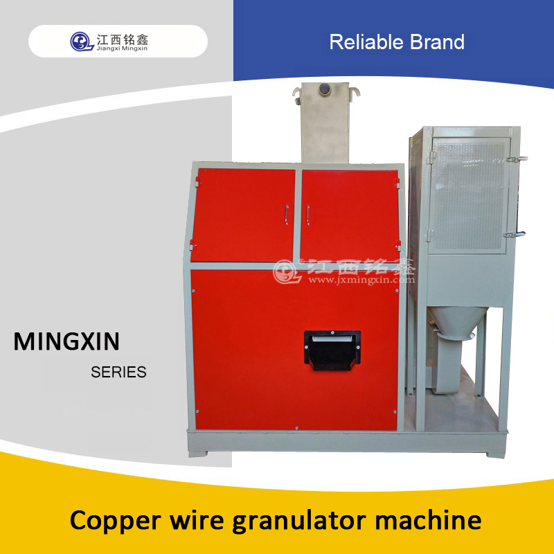 recycle copper cable granulator