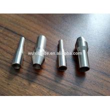 Titan / Aluminium / Stahl Textilmaschinen Teile CNC-Bearbeitung / Fräsen / Drehen Textilmaschinen Teile