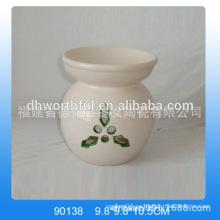 Quemador de aceite de cerámica de alta calidad para la decoración del hogar