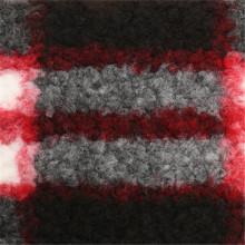 30% Lana 40% Poliéster 30% Tela de lana acrílica para el abrigo