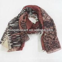 Lenço de inverno nova moda 2013