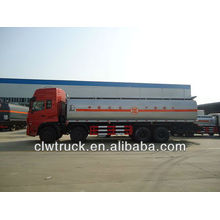 35m3 DongFeng DFL 8X4 oil tanker truck