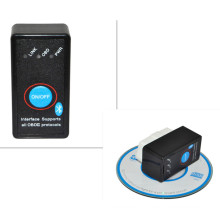 Bluetooth Elm327 OBD2 Auto Can-Bus с переключатель сканер инструмент