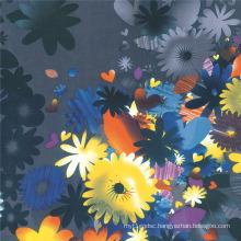 Best-Selling Digital Print Silk Fabric (SZ-0016)