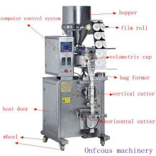 Sachet Vertical Automatic Dry Sugar /Salt/Rice/Grain/Particle Packaging Machine