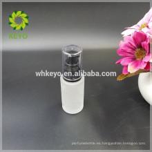 La botella líquida de la fundación 30ml para la crema de la cara compone la botella de la bomba de la loción de los cosméticos