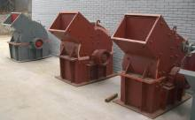 Simple structure and little noise Quarry hammer crusher for