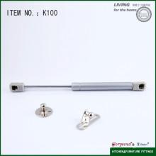 Barra de presión de gas de gabinete soporte de estante de gabinete metálico
