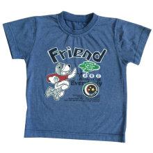 Moda Boy Man T-Shirt em crianças usam Sgt-617
