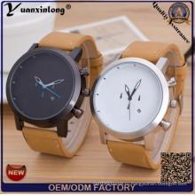 Yxl-931 бренда Мужские часы Кварцевые часы Мужские часы Кристалл Top бренда Роскошный дизайн Vintage Relogio Masculino