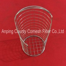 High Quality Stainless Steel Welded Wire Basket