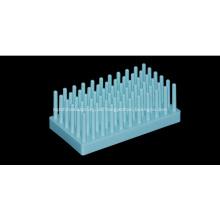 Reagenzglas Rack 66 Säule für ¢ 12-15mm