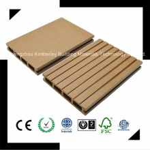 145 * 25 Feito em China Fornecedor direto de plástico exterior de Decking de madeira ao ar livre