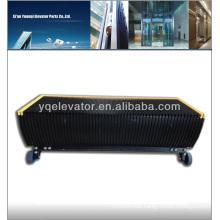 price escalator, escalator step, escalator price