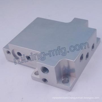 7075 Aluminum CNC Milling Intrument Meter Valve Hardware Accessories