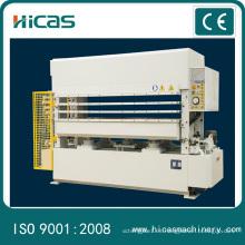 Máquina caliente de la prensa de la madera Máquina caliente de la prensa para el panal de madera contrachapada