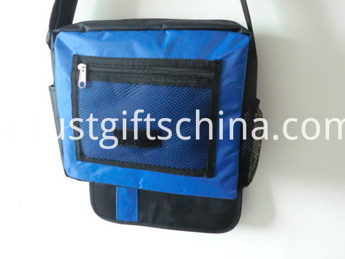 Custom 420D Polyester Messenger Shoulder Bags (2)