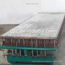 molded frp grp fiberglass mesh flat grating making machine machinery