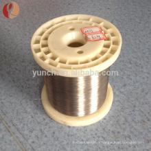fil de pêche nitinol super-élastique Nitinol Wire