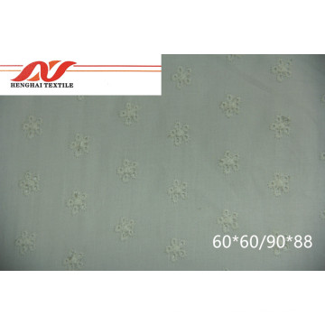 100%Cotton fabric 60*60/90*88 52/53'' 70-80gsm