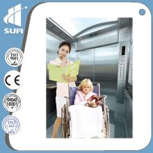 Vitesse approuvée CE 1.75m / S Ascenseur de l'hôpital