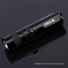 1X14500 or 1xaa or 1X16340 Batt Flashlight with Ce