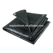 Vinyl Ground Sheet,yard tarps, Polyethylene Leaf Tarp