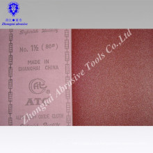 Factory supply abrasive Emery cloth sheet