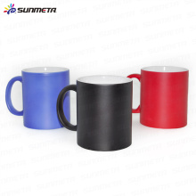 Sunmeta factory supply 11OZ full colour sublimation ceramic mug