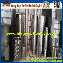 Proveedor Anping Acero Inoxidable Seive Filter Piece