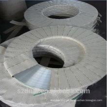 3004 H22 evaporador de geladeira de alumínio bobina