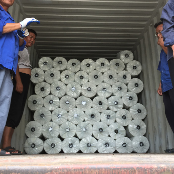 non-woven heat bonded geotextile price