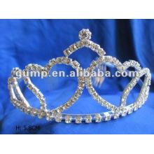 New design wedding tiara (GWST12-452)