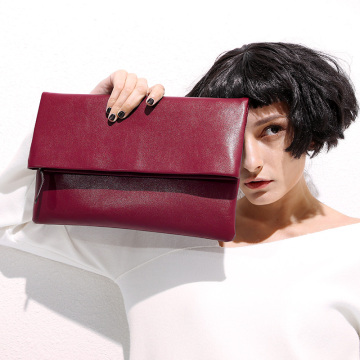 Bästa Designer Kvinnor Kuvert Red Clutches Evening